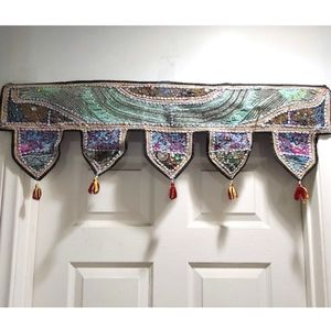 ▫️blue indian wall hanging▫️